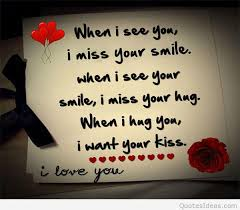 Miss You And Love You Quotes Interesting I Miss You Quotes Sayings On Wallpapers Hd Top