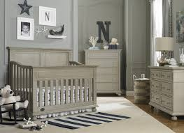 modern baby nursery furniture. Sage Colored Vintage Yet Modern Baby Nursery Design With Distressed Furniture