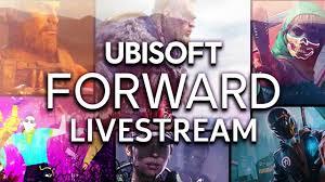 Ubisoft Forward Livestream - YouTube