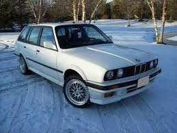 All BMW Models 1989 bmw e30 : Is this 1989 BMW 325ix Touring worth the money?