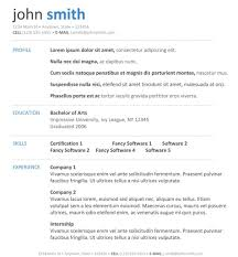 Wizard Resume Builder Create Your Own Resume 6 Smart Resume