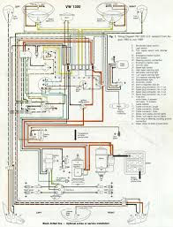 type 1 wiring diagrams pix th shoptalkforums com 1962 1965 wiring diagrams