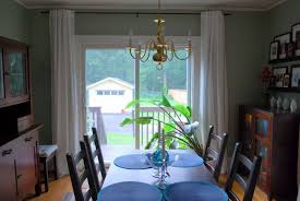 furniture classic white transpa fabric sliding glass door curtain design ideas with gold classic small chandelier andwhite frame glas sliding door