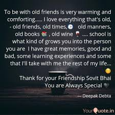 100 Epic Best Good Times With Old Friends Quotes Mesgulsinyali