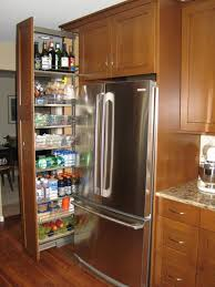 kitchen storage furniture ideas. Kitchen Storage Ideas That Will Enhance Your Space-Pull-Out Pantry Cabinet Homesthetics ( Furniture