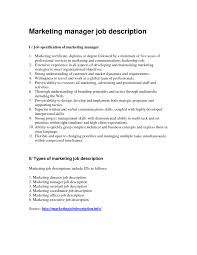 Marketing Assistant Job Description For Resume Manager Jobiption Yun24 Co Finance Director Sample Technical 20