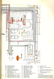 similiar 1958 vw bus wiring diagram keywords 1958 vw van wiring diagram 1958 circuit diagrams on 1958 vw bus