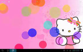 49+] Hello Kitty Moving Wallpaper on ...