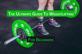 Weightlifting For Beginners The Ultimate Guide Lipstick