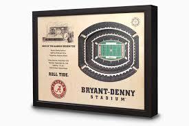 Bryant Denny Stadium Prints Robotena