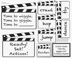classroom bies action verbs activities for classroom management action verbs activities for classroom management