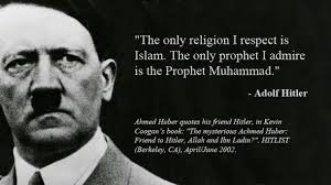 Hitler Christian Quotes Best Of LES FEMMES THE TRUTH Hitler's Favorite Religion Was Islam