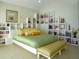 bedroom with storage. Cubbies Are Perfect To Display Things But With Doors They Could Hide Some Precious Belongings Too Bedroom Storage
