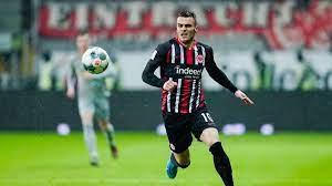 Eintracht Frankfurt (SGE): Filip Kostic spielt nur untergeordnete Rolle