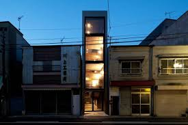 Small Picture Six foot wide Japanese house is where people and cats live