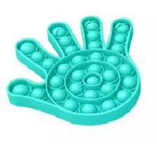 De Push Pop Pop Bubble is ideaal friemelspeelgoed