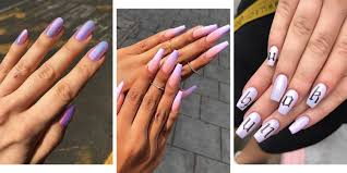 Good Nail Polish Designs Purple Nails 23 Of Instagrams Best Nail Art Designs