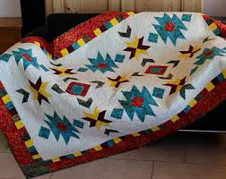 Southwest Quilt Patterns Impressive CRYSTAL Southwest Quilt Pattern By J Michelle Watts