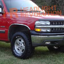 1999 2002 Chevy Silverado Led Fog Light Bulbs V 4