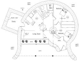 subterranean earthbag house plans Tiny House Plan Free spiral 2 earthbag house (click to enlarge) tiny house plans free