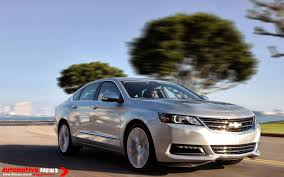 Automotive News: 2014 Chevrolet Impala