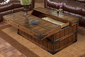 4. Flamboyant Table with Extra Storaging Space .