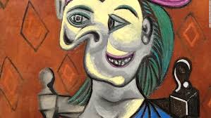 picasso complete works picasso painting stolen by nazis sells for 45m cnn style