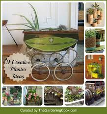 9 Creative Planter Ideas