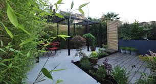Small Picture Contemporary Japanese Garden Design Clapham London Bamboo