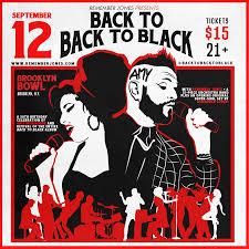 <b>back</b> to <b>BACK</b> TO BLACK: <b>Amy Winehouse</b> tribute feat. Remember ...