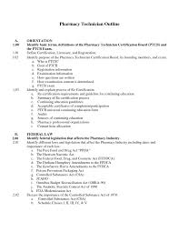 Certified Pharmacy Technician Resume Samples Collection Of Solutions