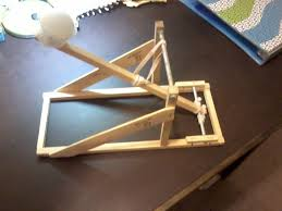 Small Catapult Design Ping Pong Ball Catapult 4 Steps Instructables