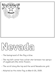 Small Picture Nevada State Flag