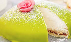 This Swedish Princess Cake Will Give You A Taste Of Royalty The Local