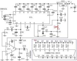 radio circuit diagram the wiring diagram pc fm radio circuit circuit diagram