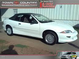 1999 Bright White Chevrolet Cavalier Z24 Convertible #40410586 ...