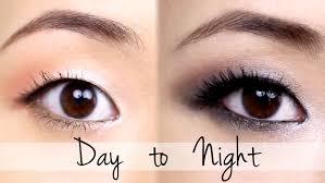 mila kunis inspired day to night makeup