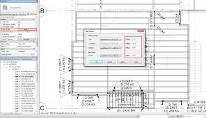 filters in revit for structural framing plans