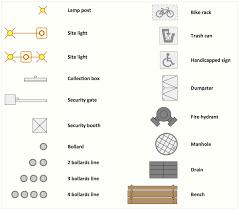 Design Elements  Trees and Plants Interior Design Software. Design Elements   Site Accessories