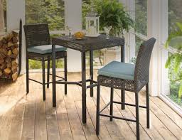 outdoor bar table and chairs. Bar Height Dining Sets Outdoor Table And Chairs E