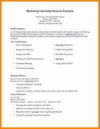 Resume Sample Internship Sample Internship Resume Inspiration Resume Templates Internship 19