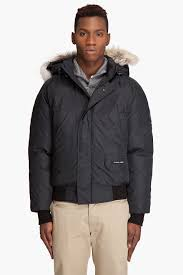 Lyst - Canada Goose Yukon Bomber in Black for Men