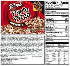 pepperoni nutrition stuffed crust pepperoni pizza recipe pepperoni nutrition facts