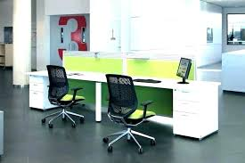 two desk office. L Shaped Desk For Two 2 People Person Office .