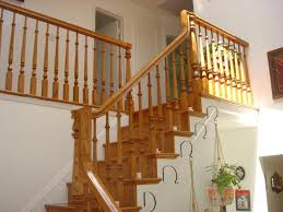 wood stair railing. Beautiful Railing Wood Cable Stair Railing Founder Design Ideas With
