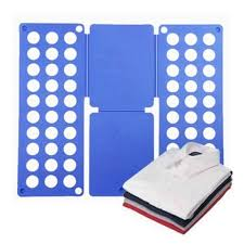 Folding Template For Clothes Folding Flip And Fold Adult T Shirt Top Clothes Folder