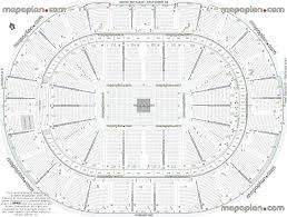Acc Seating Chart Leafs Air Canada Center Seating Map