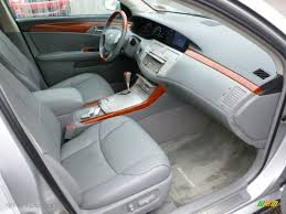 Light Gray Interior 2006 Toyota Avalon Limited Photo #59611899 ...