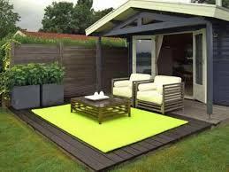 courtyard furniture ideas. Grass Green Soft Rug For Backyard Furniture Ideas Courtyard