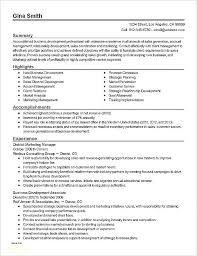 Resume Format In Word Document – Sapphirepartners